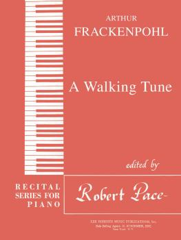 A Walking Tune: Recital Series for Piano, Red Book III (HL-00372149)