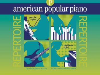 American Popular Piano - Repertoire: Preparatory Level - Repertoire (HL-00399000)