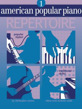 American Popular Piano - Repertoire: Level One - Repertoire (HL-00399001)