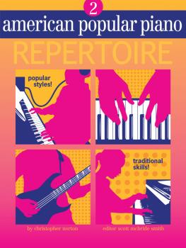 American Popular Piano - Repertoire: Level Two - Repertoire (HL-00399002)