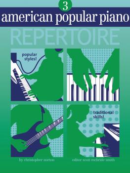 American Popular Piano - Repertoire: Level Three - Repertoire (HL-00399003)