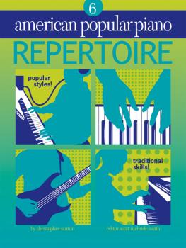 American Popular Piano - Repertoire (Repertoire Level 6) (HL-00399006)