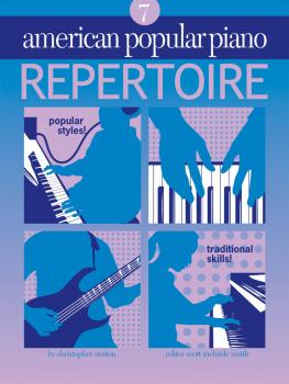 American Popular Piano - Repertoire (Repertoire Level 7) (HL-00399007)