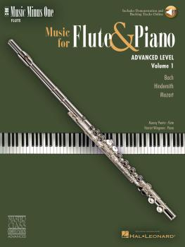 Advanced Flute Solos - Volume 1 (HL-00400133)