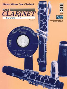 Easy Clarinet Solos, Vol. II - Student Level (HL-00400318)