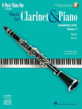 Advanced Clarinet Solos - Volume II (HL-00400321)
