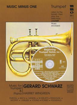 Beginning Trumpet Solos - Vol. 1 (HL-00400615)