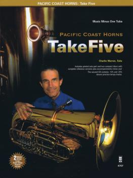 Pacific Coast Horns, Volume 1 - Take Five (Tuba) (HL-00400664)
