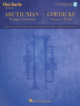 Arutiunian - Trumpet Concerto and Goedicke - Concert Etude: Music Minu (HL-00400695)