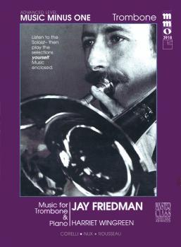 Advanced Trombone Solos Vol 4 (HL-00400739)