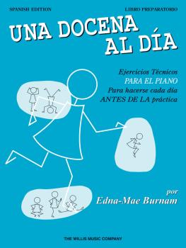 A Dozen a Day Preparatory Book - Spanish Edition (HL-00404075)