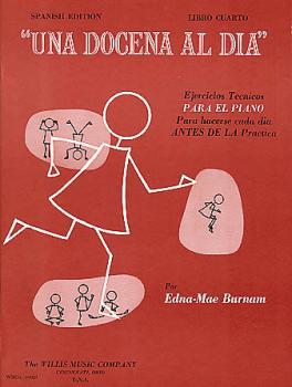 A Dozen a Day Book 4 - Spanish Edition (HL-00404082)