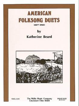 American Folksong Duets - Set 1: 1 Piano, 4 Hands/Later Elementary Lev (HL-00405367)