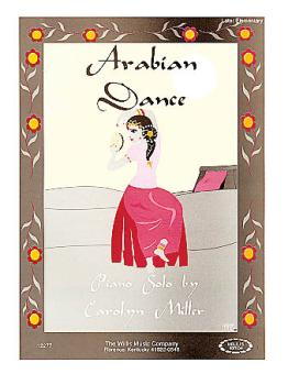 Arabian Dance: Later Elementary Level (HL-00406421)