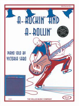 A-Rockin' and A-Rollin' (Mid-Elementary Level) (HL-00406591)