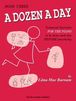 A Dozen a Day Book 3 (HL-00414136)