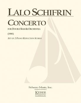 Concerto for Double Bass and Orchestra (Piano Reduction) (HL-00042010)