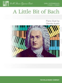 A Little Bit of Bach: National Federation of Music Clubs 2014-2016 Sel (HL-00416854)