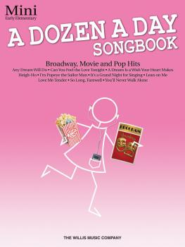 A Dozen a Day Songbook - Mini: Early Elementary Level (HL-00416858)