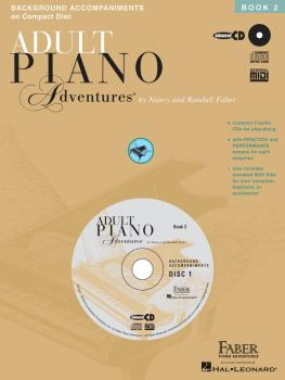 Adult Piano Adventures All-in-One Lesson Book 2 (CDs Only) (HL-00420097)