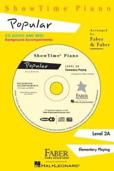 Showtime Piano Popular (Enhanced CD) (HL-00420100)