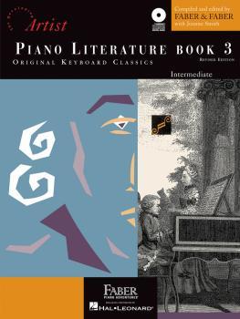 Piano Literature - Book 3: Developing Artist Original Keyboard Classic (HL-00420165)