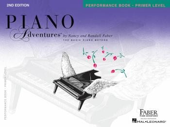 Primer Level - Performance Book - 2nd Edition (Piano Adventures®) (HL-00420170)