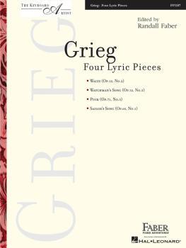Four Lyric Pieces (The Keyboard Artist) (HL-00420223)