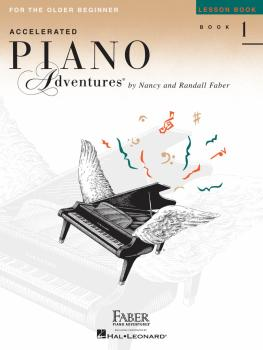 Accelerated Piano Adventures for the Older Beginner (Lesson Book 1) (HL-00420227)