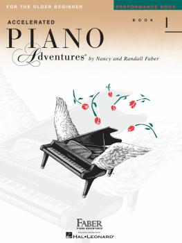 Accelerated Piano Adventures for the Older Beginner (Performance Book  (HL-00420229)