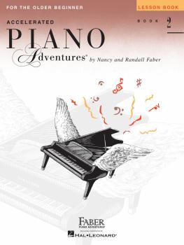 Accelerated Piano Adventures for the Older Beginner (Lesson Book 2) (HL-00420231)