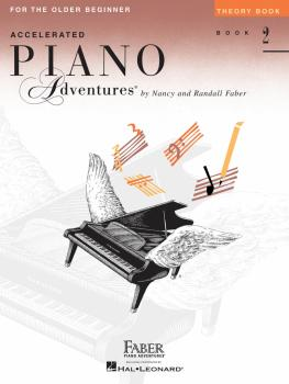 Accelerated Piano Adventures for the Older Beginner (Theory Book 2) (HL-00420253)