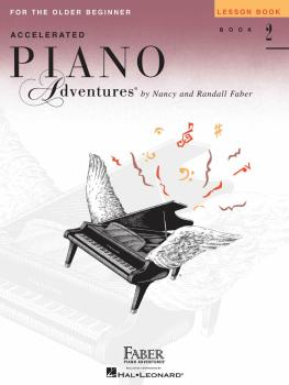 Accelerated Piano Adventures for the Older Beginner - Lesson Book 2, I (HL-00420310)