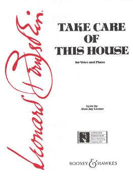 Take Care of This House (from 1600 Pennsylvania Avenue) (HL-00450042)
