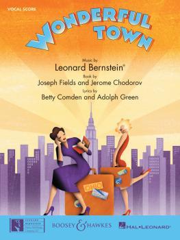 Wonderful Town (Vocal Score) (HL-00450091)