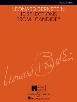 10 Selections from Candide (1 Piano, 4 Hands) (HL-00450145)