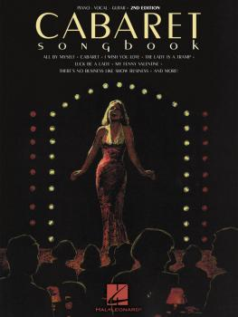 Cabaret Songbook - 2nd Edition (HL-00490488)
