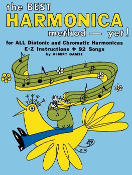 The Best Harmonica Method - Yet! (HL-00510254)