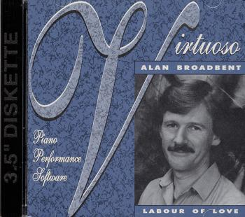 Alan Broadbent - Labor of Love (HL-00621001)