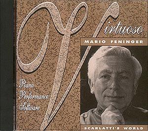 Mario Feninger - Scarlatti's World (HL-00631034)