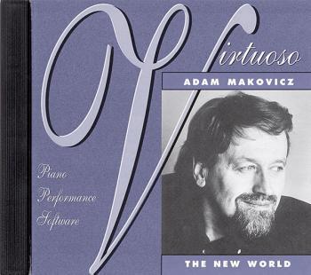 Adam Makovicz - The New World (HL-00631162)