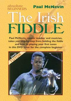 Absolute Beginners: The Irish Fiddle (HL-00634002)