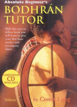 Absolute Beginner's Bodhrán Tutor (HL-00634009)