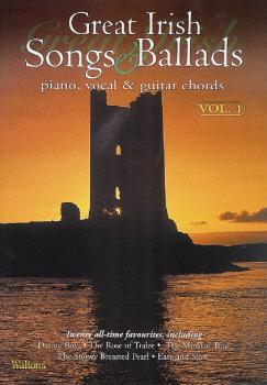 Great Irish Songs & Ballads - Volume 1: Piano, Vocal & Guitar Chords (HL-00634012)