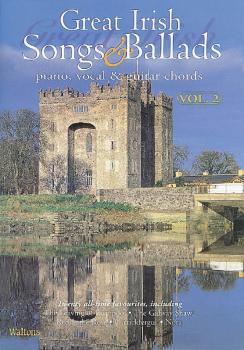 Great Irish Songs & Ballads - Volume 2: Piano, Vocal & Guitar Chords (HL-00634013)