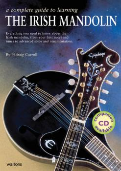 A Complete Guide to Learning the Irish Mandolin (HL-00634024)