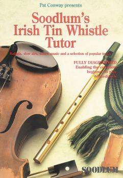 Soodlum's Irish Tin Whistle Tutor - Volume 1 (HL-00634058)