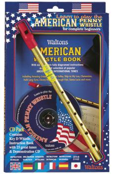 Learn to Play the American Penny Whistle for Complete Beginners: CD Pa (HL-00634092)