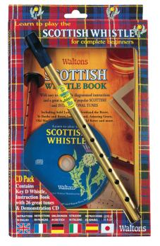 Learn to Play the Scottish Penny Whistle for Complete Beginners: CD Pa (HL-00634110)