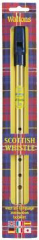 Scottish Penny Whistle (with Six Language Instruction Booklet) (HL-00634111)
